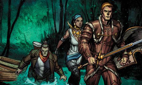 Dragon Age: Milczący Gaj