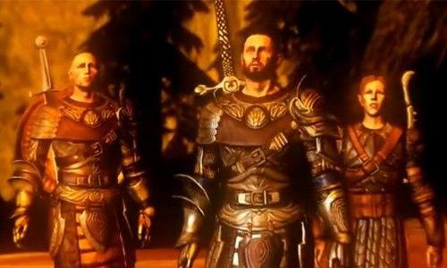 Dragon Age: Upadek Strażnika